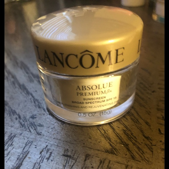 Lancome Other - Lancôme Absolue Premium Βx Day Cream SPF 15